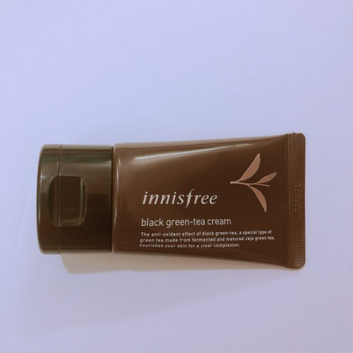 Kem Dưỡng Innisfree Black Green Tea Cream