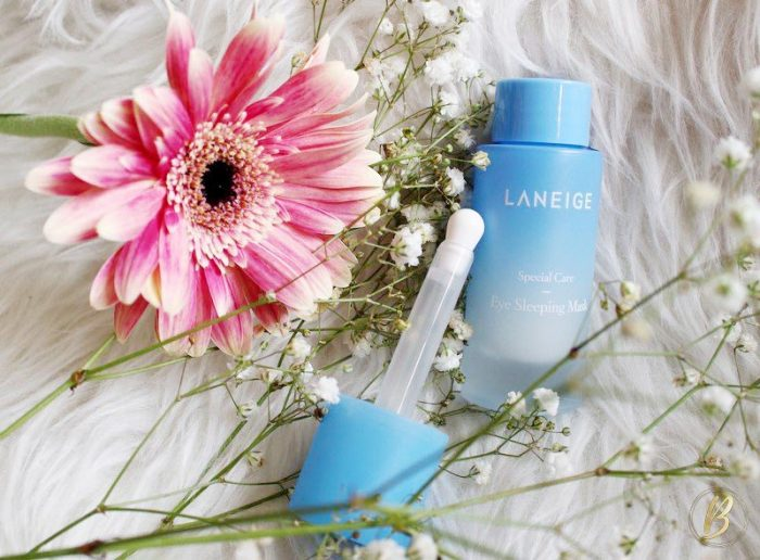 Mặt Nạ Ngủ Cho Mắt Laneige Special Care Eye Sleeping Mask