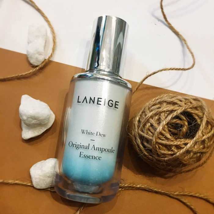 Tinh chất dưỡng trắng Laneige White Dew Original Ampoule Essence