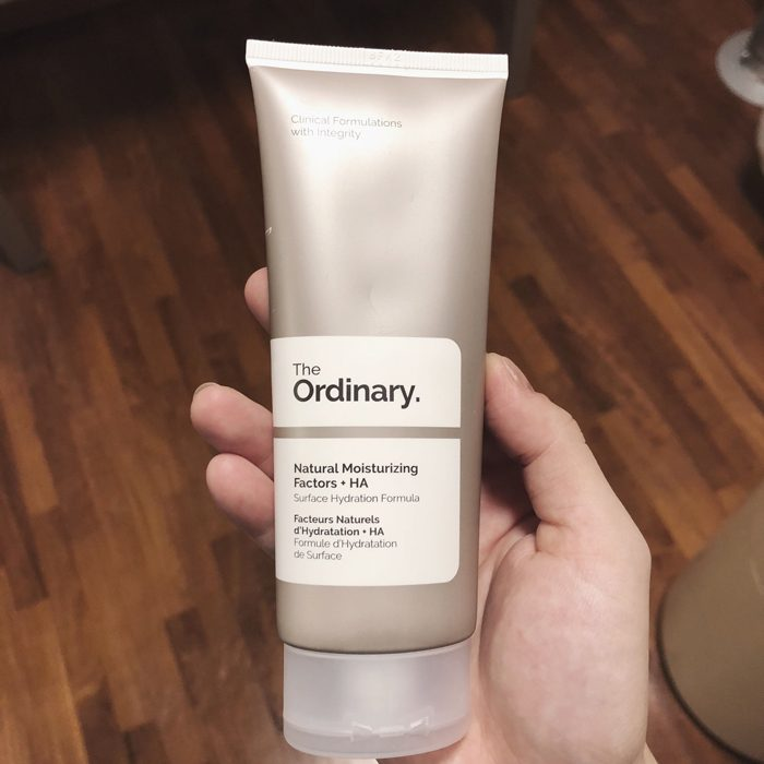 Kem dưỡng ẩm The Ordinary Natural Moisturising Factors + HA