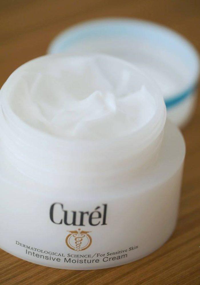 Kem dưỡng Curel Intensive Moisture Cream