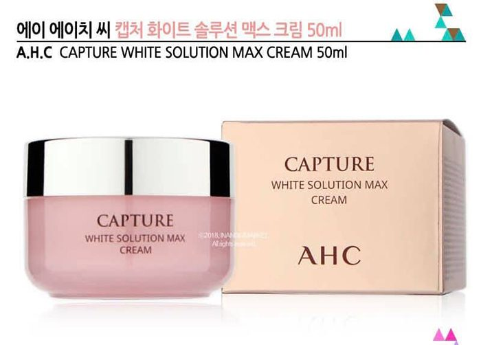 Kem AHC Capture Solution Max Cream