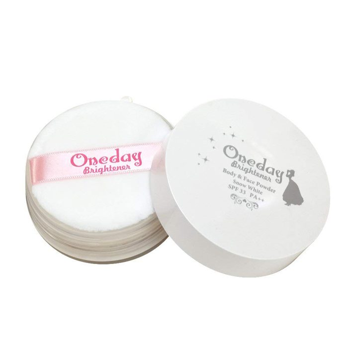 Phấn Phủ oneday body face powder spf 33