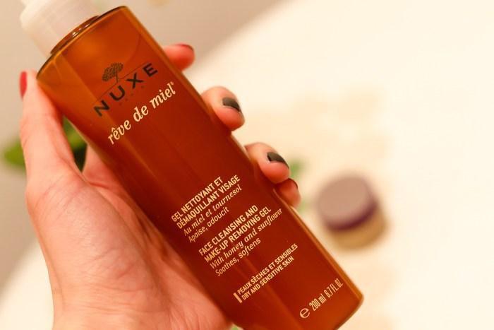 Sữa rửa mặt Nuxe Reve De Miel Rich Cleansing Gel