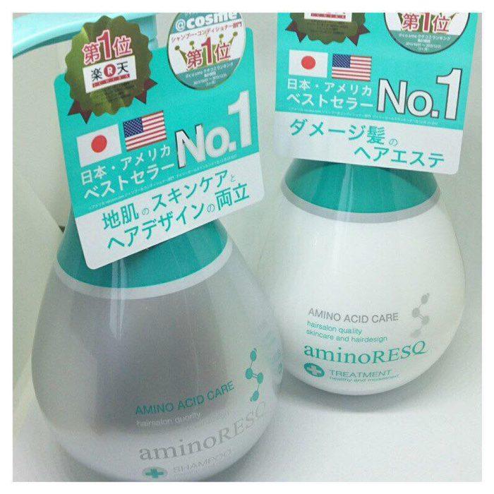 Dầu gội AminoRESQ Amino acid care