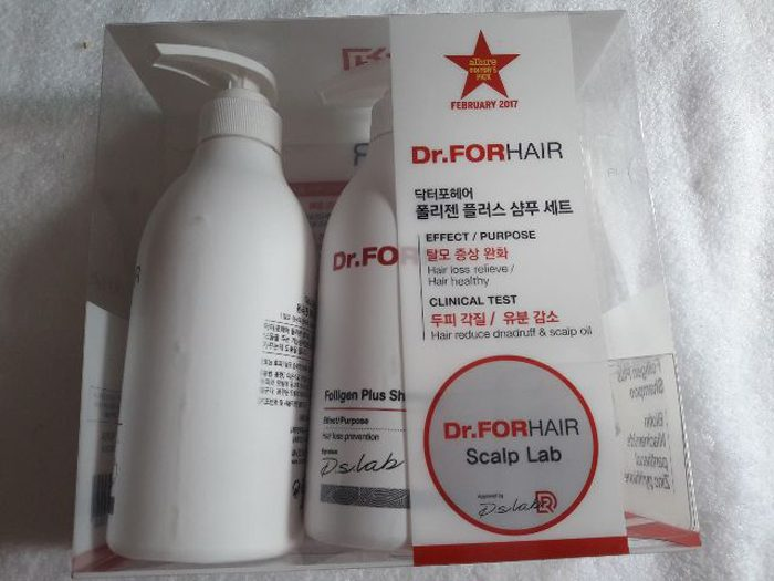 Dầu gội Doctor For Hair Folligen Shampoo