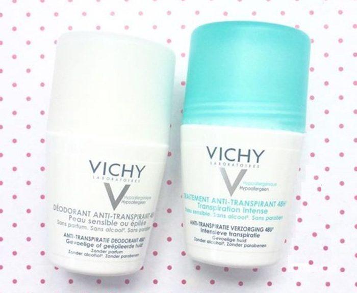 Lăn Khử Mùi Vichy Traitement Anti-Transpirant