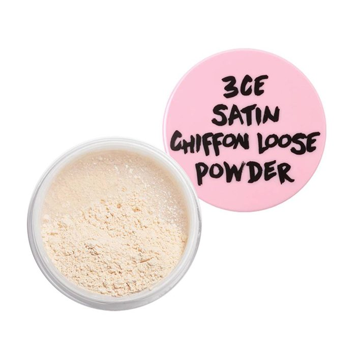 Phấn Bột 3CE Satin Chiffon Loose Powder