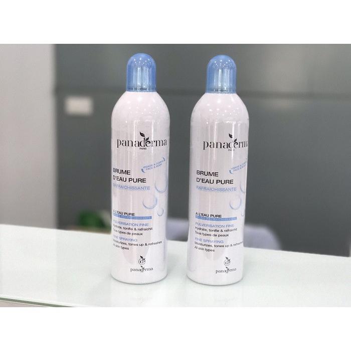 Xịt khoáng Panaderma Brumisateur d'eau pure rafraichissante