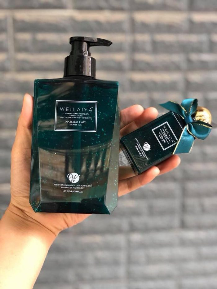 Sữa tắm Weilaiya Natural Care Shower Gel