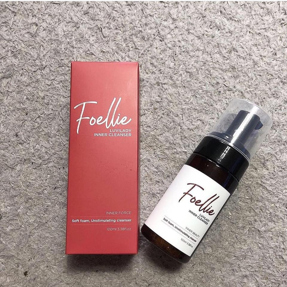 Review Dung Dịch Vệ Sinh Phụ Nữ Foellie Luvilady Inner Cleanser có tốt  không?】