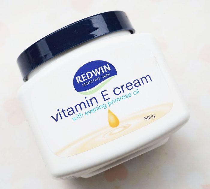 Kem dưỡng ẩm Redwin Vitamin E cream