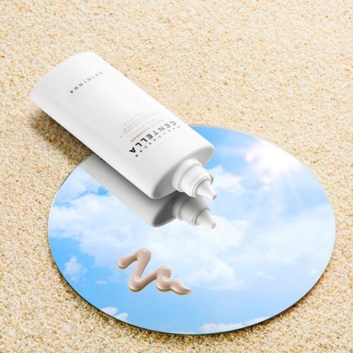 Kem Chống Nắng Skin1004 Madagascar Centella Air-Fit Sun Cream