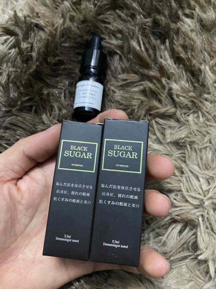 Serum Black Sugar Ist Essence