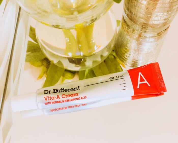 Kem dưỡng Dr.different Vita A Cream Forte